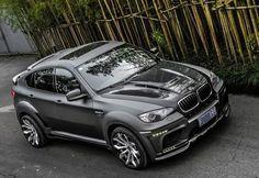 BMW X6 / Только машины