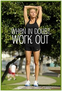 Doubt? - Work out : http://ifeelfitness.com/best-exercise-to-lose-weight/