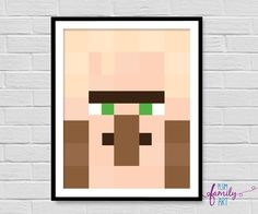 - Everything About Minecraft Minecraft Posters, Minecraft Wall, Gabriel, Plum Art, Poster Boys, Lego For Kids, Kids Corner, Disney, Poster Prints