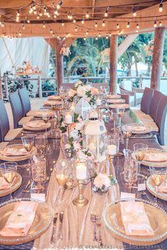 Table perfection at Jellyfish Punta Cana