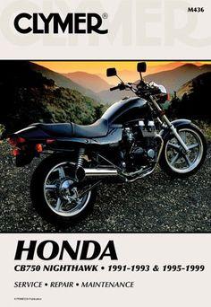 http://motorcyclespareparts.net/1991-1999-honda-cb750-nighthawk-clymer-manual-hon-cb750-nighthawk-91-93-95-99-manufacturer-clymer-manufacturer-part-number-m436-ad-stock-photo-actual-parts-may-vary/1991-1999 #Honda CB750 Nighthawk CLYMER MANUAL HON CB750 NIGHTHAWK 91-93 & 95-99, Manufacturer: CLYMER, Manufacturer Part Number: M436-AD, Stock Photo - Actual parts may vary.