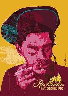 Rootsman Smoke   R.098