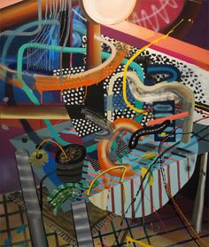 Marie Koetje Ferris Wheel, Still Life, Fair Grounds, Artists, Artist