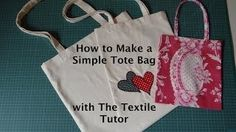 The Textile Tutor - YouTube