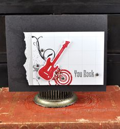 Grunge Me + Boy Basics: Rock On