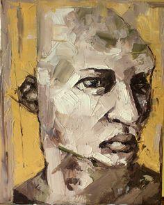 Portrait, Oil Portrait