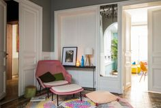Современный французский дизайн от Veronique Cotrel
