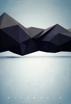 black shapes graphics, #design