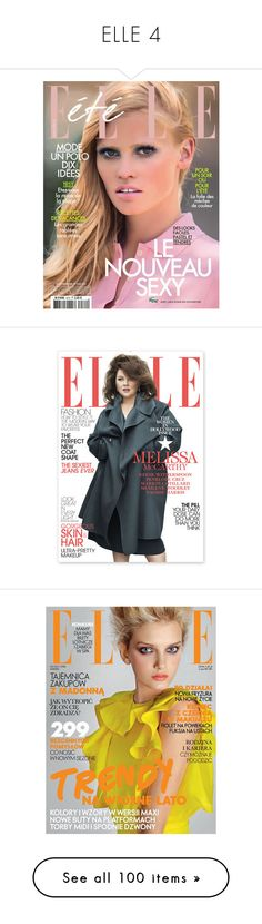 """ELLE 4"" by shoppings9 ❤ liked on Polyvore featuring makeup, magazine, models, backgrounds, people, magazine cover, filler, alia bhatt, pictures and text"