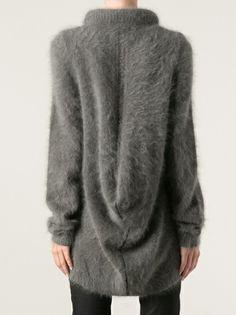 ANN DEMEULEMEESTER - roll neck sweater 9