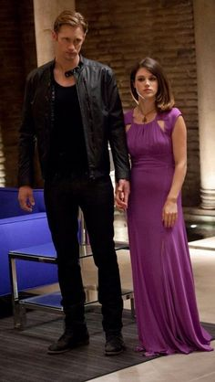 Eric and Nora - True blood   Siblings/Lovers /Soul Mates.