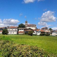 Encantadores pueblos de #Navarra que te encantarán... Lizaso, en el valle de la Ultzama. (Foto @jcmiba en #Instagram)