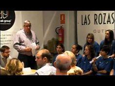 Presentación del equipo de LF2 de Ventask Group Las Rozas Village