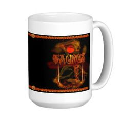 Gothic Chinese zodiac astrology sign Taurus coffee cup/mug is 15 oz Astrology Taurus, Astrology Signs, Coffee Cups, Tea Cups, Chinese Zodiac, Custom Mugs, Gothic, Goth, Coffee Mugs