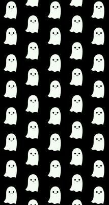 #ghost#black&white