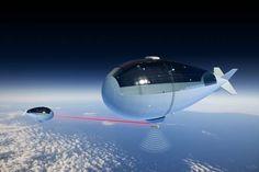 Arranca el proyecto Stratobus — Noticias de la Ciencia y la Tecnología (Amazings®  / NCYT®)