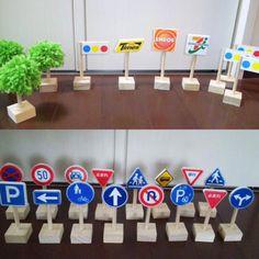 Diy Toys Car, Diy Car, Projects For Kids, Diy Projects, Diy And Crafts, Crafts For Kids, Small World Play, Kids Zone, Boys Room Decor