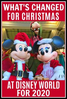 Want the scoop on how Walt Disney World will be celebrating Christmas this year? From decorations to dining (and Character Cavalcades!), here's everything you need to know about Walt Disney World Christmas 2020 and what's changed. #Disney #WDW #DisneyChristmas #ChristmasatDisney #Christmas #ThemeParks Disney World News, Disney Parks Blog, Disney World Parks, Disney World Planning, Walt Disney World Vacations, Disney World Tips And Tricks, Disney Tips, Disney World Resorts, Disney Magic