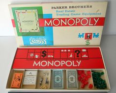 Monopoly--I get the dog!