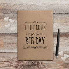 A must-have for any bride to be... Check out this item in my Etsy shop https://www.etsy.com/listing/223561311/wedding-journal-cute-bridal-notebook