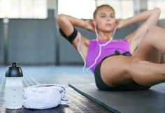 Fitness! Trabalhe o core com as nossas sugestões de exercícios