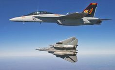 The F-14 was the first in the America's series of 'Teen Fighters.'