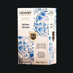 Warm up this Christmas with Newby Teas Winter Dream Blend http://www.periodideas.com/luxurious-teas-newby-teas