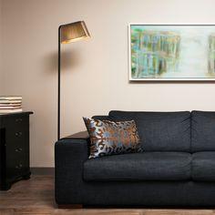 Secto Design Owalo 7010 floor lamp, black | Floor lamps | Lighting | Finnish Design Shop