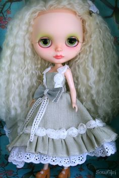 OOAK Custom Blythe doll by Soulgirl - Popsicle. Etsy