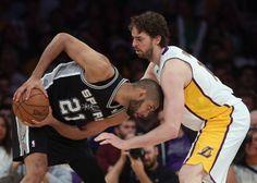 Spurs vencen a Lakers y se van a semifinales de la Conferencia Oeste - Yahoo! Deportes