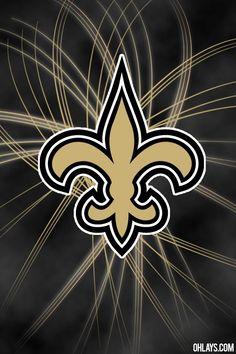 new orleans saints | New Orleans Saints iPhone Wallpaper | #5216 | ohLays