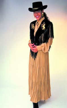 western clothes for women | Western Style Beaded Fringe Applique ...