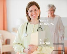 portrait of caregiver