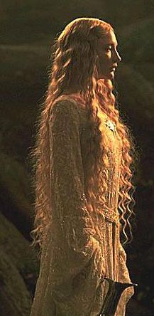 #Galadriel, lady of lothlorien (Cate Blanchett in Lord of the Rings)