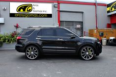 Quick Spin: 2013 Ford Explorer Limited AWD - Club Lexus Forums