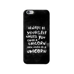 Be A Unicorn Apple iPhone 6 Case from Cyankart