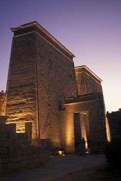 Ancient Egypt in the Desert -