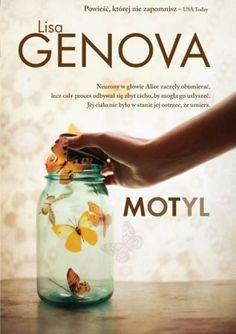 Okładka książki Motyl