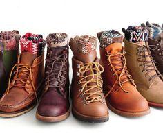 Boots n' socks
