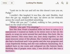 'if people were rain, i was a drizzle and she was a hurricane' - one of my favorite quotes of all time