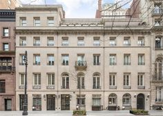 This town house in 12-16 East 62nd Street is now on the market. Contact us today to arrange a viewing.