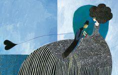 çizgili masallar: Aurélia Fronty