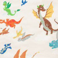 Alexander Henry - Collections The Dragons