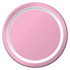 Spritz™ Solid Dinner Plates Light Pink 9