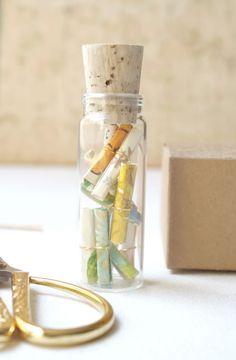 Tu Boda de Ensueño (ant. La Boda de tus Sueños): Botella de los Deseos