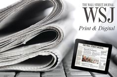Wall Street Journal 18-Month Subscription