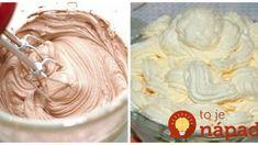 7 najlepších krémov do sladkých dezertov! Ale, Icing, Food And Drink, Sweet, Desserts, Basket, Postres, Ale Beer, Deserts