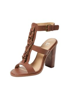 Roscoe T-Strap Sandal from Summer Trend: Block-Heel Sandals on Gilt