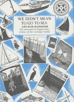 Buy We Didn't Mean To Go To Sea by Arthur Ransome at Mighty Ape NZ. 'Like to spend a night in the Goblin?' The Swallows are staying on the Suffolk coast while they wait for their father to return home from China. Sailing Books, Arthur Ransome, Swallows And Amazons, Hms Victory, Summer Reading Lists, Vintage Children's Books, Book Authors, The Book, Childrens Books