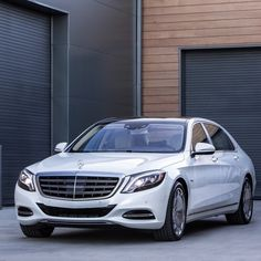 Driving The Mercedes-Maybach S600 means making a statement everywhere you go: the evolution of luxury has arrived.